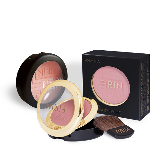 "Pressed Blush  ""TENDER TOUCH"" FIRIN"